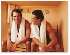 For rent brian pearl for Enlighten sauna